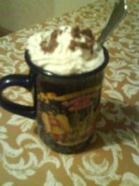 Heiße Schokolade - Rezept