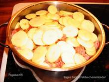 Inges´s Kartoffeldurcheinander - Rezept