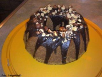 Saftiger Schokoladen-Gugelhupf - Rezept