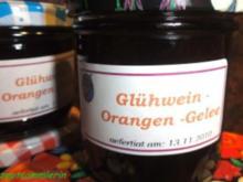 M+G:  GLÜHWEIN-ORANGEN-GELEE - Rezept