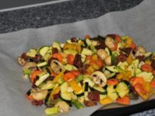 mediterranes Schmorgemüse - Rezept