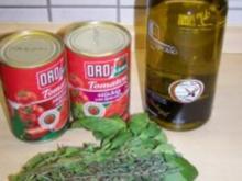 Schnelle Muscheln - Rezept
