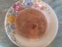 Schoko-Cookies ... inspiriert durch Zimtstern-84 ;) - Rezept