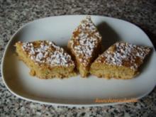 Orangen-Mandel-Kuchen - Rezept