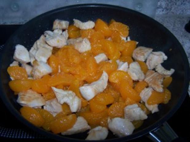 Mandarinen-Reis - Rezept - Bild Nr. 3
