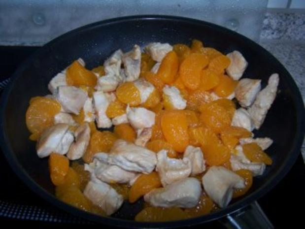 Mandarinen-Reis - Rezept - Bild Nr. 4