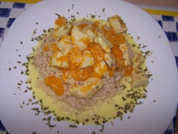 Mandarinen-Reis - Rezept - Bild Nr. 6