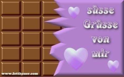 DESSERT: Schokoladenauflauf - Rezept