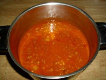 Rezept: Schneller Bohneneintopf