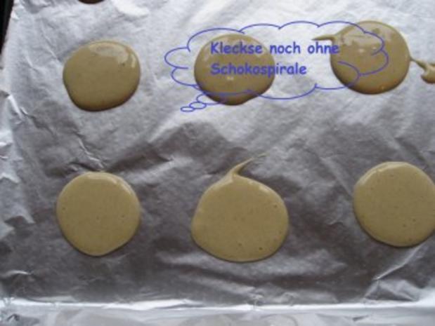 Weihnachtsbäckerei - Schokospiralen - Rezept - Bild Nr. 5