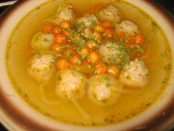 Suppe: Bratwurst-Gemüsesüppchen - Rezept