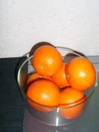 Orangen-Grießpudding - Rezept