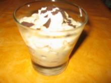 Bananen-Pudding-Dessert - Rezept