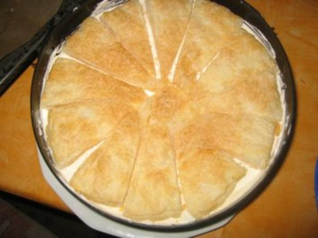 Trauben-Torte mit Blätterteig - Rezept - Bild Nr. 5