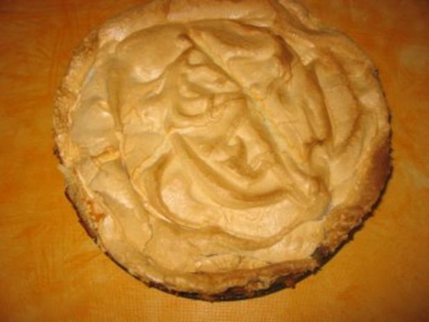 Traubenkuchen mit Baiserhaube - Rezept - Bild Nr. 4
