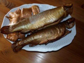 Räucherfisch selbstgemacht - Rezept