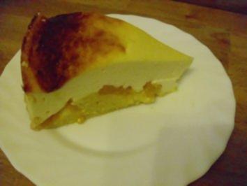 Omas Mandarinen-Käsekuchen - Rezept