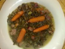 Grünkohl mit Karotten und mehr / Keine STERNEN vergeben bitte!!! - Rezept