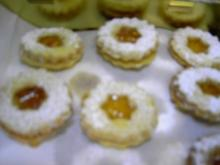 Nuß-Orangen-Schleckerl - Rezept