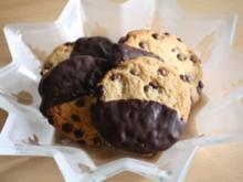 Schoko-Nuss-Cookies - Rezept