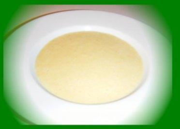 Porree-Ingwer-Suppe - Rezept