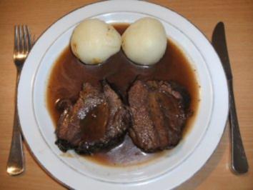 Fleisch: Rinderbäckchen - Das Optimale - Rezept