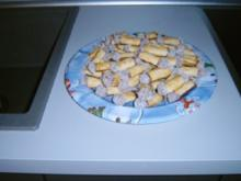 Schoko - Kokos - Stangen - Rezept