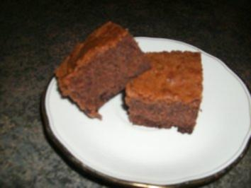 Double Chocolate Brownies - Rezept