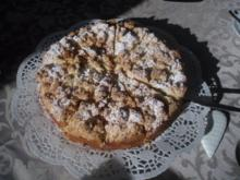 Oma°s Advents-Streusel-Apfelkuchen:-)))) - Rezept