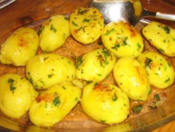 Kräuterkartoffeln - Rezept