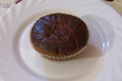 Backen: Schoko-Buttermilch-Chilli-Muffins - Rezept