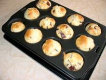 Spanische Vanillemuffins - Rezept