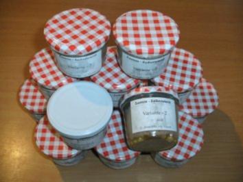Wursten: Lamm - Leberwurst - Variante 2 - Rezept