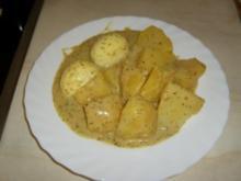 Eier in Senf-Dill-Soße mit Bild - Rezept