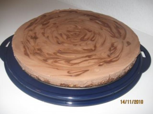 Schoko Frischkase Kuchen Rezept Mit Bild Kochbar De