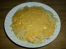Spaghetti mit Mexicana Soße - Rezept