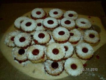 Marmeladenringe - Rezept