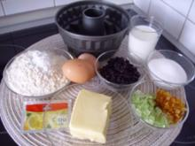 Napfkuchen - Rezept