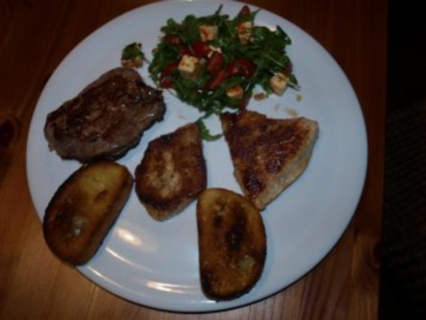 Steakpfanne - Rezept - Bild Nr. 4