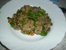 Gemüse-Pilz-Risotto - Rezept