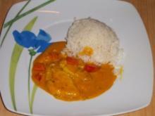 boto's Hähnchen-Curry-Geschnetzeltes - Rezept
