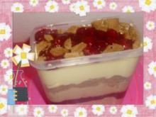 Cremiges Silvester-Trifle - Rezept