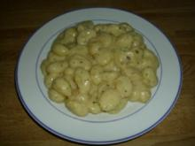 Cnocchi Carbonara - Rezept