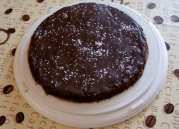 Rezept: Backen: Schoko-Chilli-Kuchen