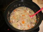 Suppe : Reissuppe Defty - Rezept