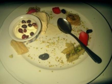 Granatapfel - Creme - Dessert - Rezept - Bild Nr. 2