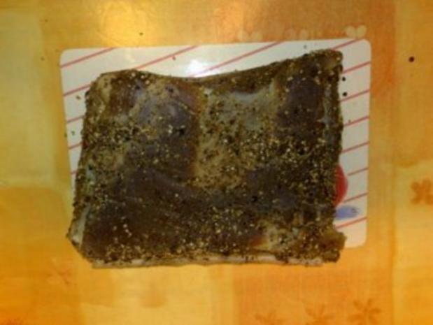 Luftgetrockneter Bauchspeck - Rezept - Bild Nr. 6