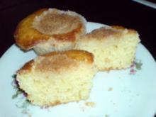 Buttermilch-Kokos-Muffin - Rezept