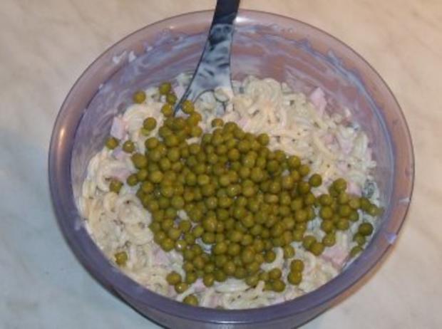 Nudelsalat einfach - Rezept - Bild Nr. 7