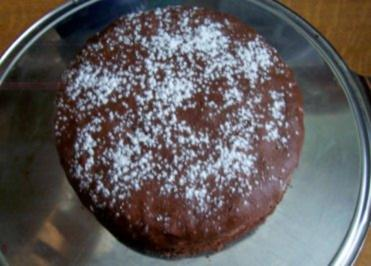 Backen: Mini-Schoko-Torte - Rezept